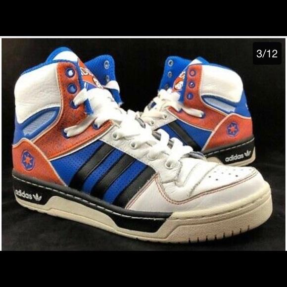 quality design e495b 9db10 RARE Limited Star Wars X Adidas Metro Attitude